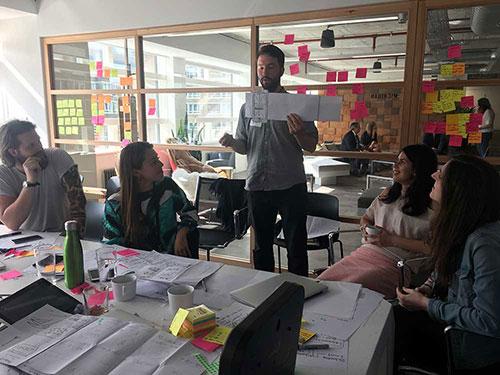 User testing workshop