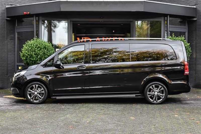 Mercedes-Benz V-Klasse V250D LANG VIP TV+4X CAPTAIN SEATS+CAMERA afbeelding 9