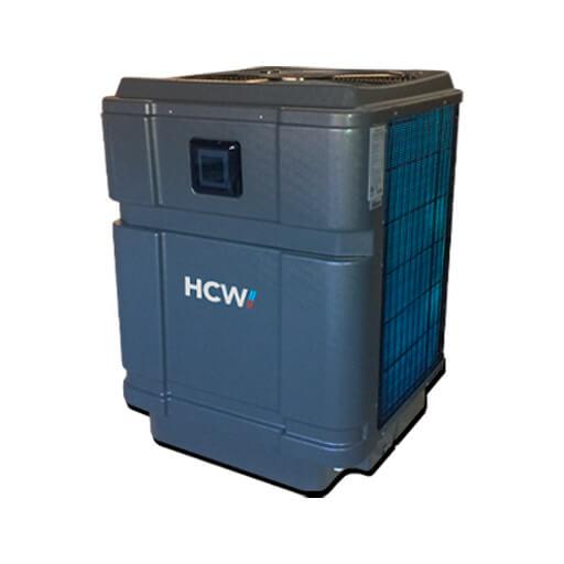 Thermopompe HCW réversible vitesse variable 11 600 à 75 0000 BTU