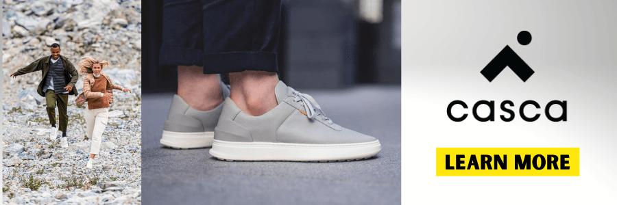 Casca Shoe Review Image