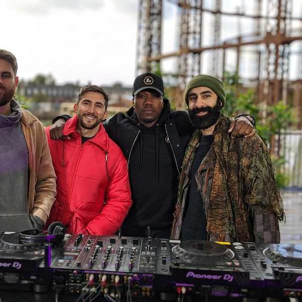 @hotsince82 & @rudimentaluk - Be Strong out now! 🥁
