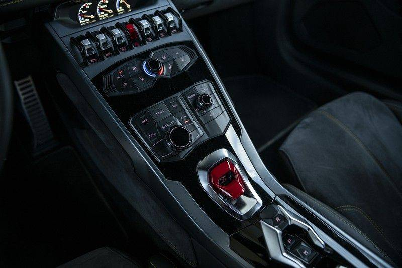 Lamborghini Huracan 5.2 V10 LP610-4 Blue Eye + Carbon Spoiler + LIFTING + Achteruitrijcamera afbeelding 22