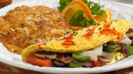 Homestyle Hash Browns
