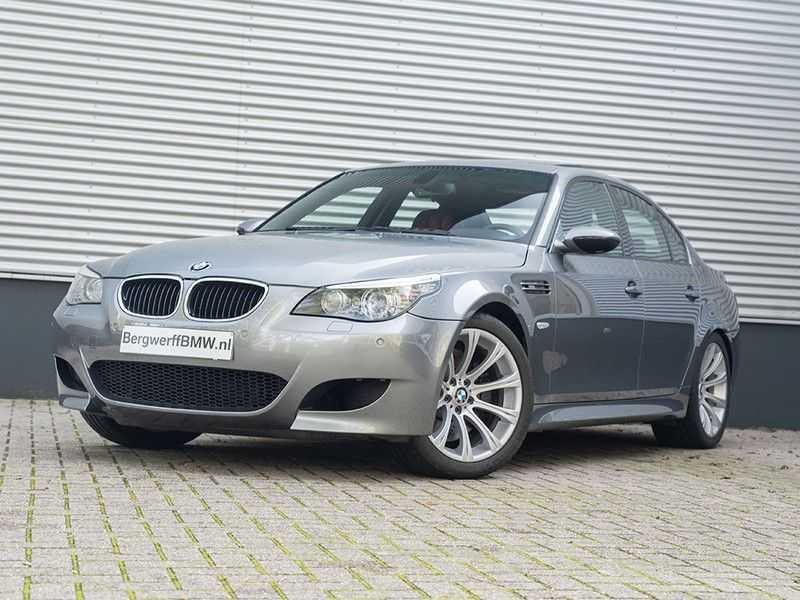 BMW 5 Serie M5 H6 - Manual - Volleder - 79.998km! afbeelding 10