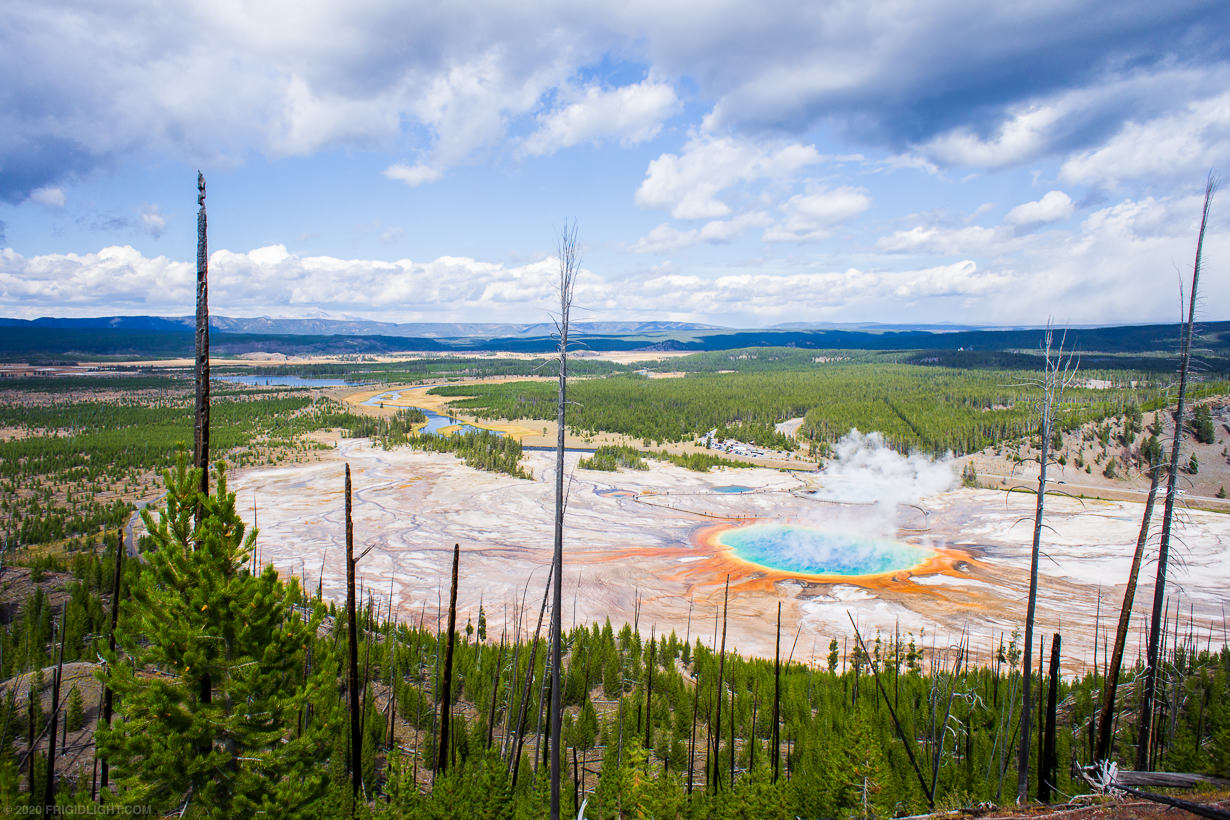 Grand View Prismatic Spring