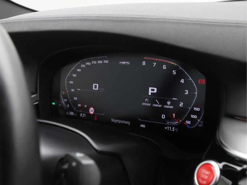 BMW M5 Sedan afbeelding 9