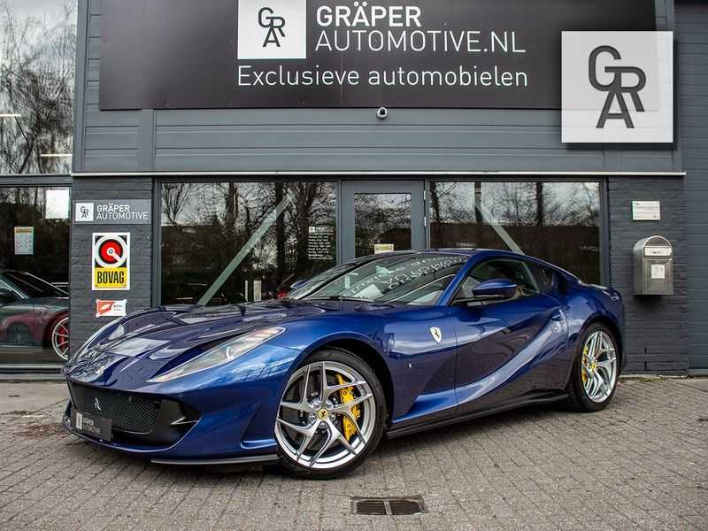 Ferrari 812 Superfast 6.5 V12 HELE | Daytona Carbon Seats | Lift | afbeelding 8