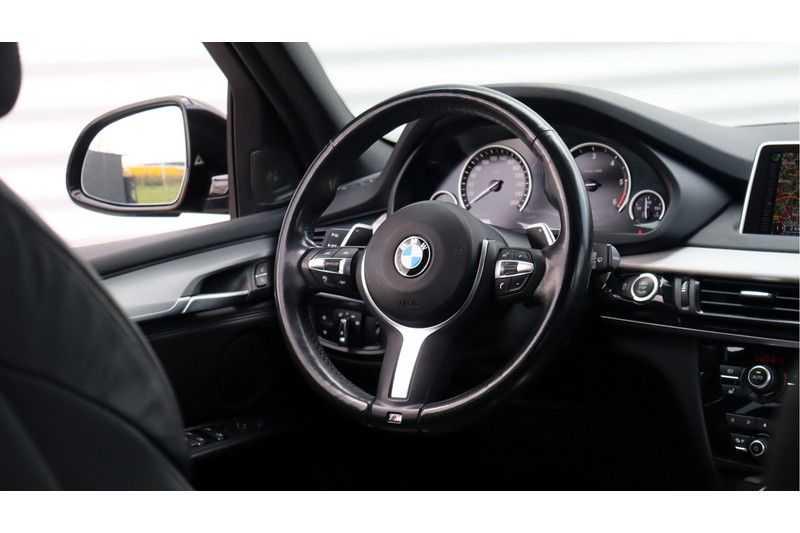 BMW X5 xDrive40d High Executive M Sport 7p. Panoramadak, Head-Up display, Harman/Kardon afbeelding 25