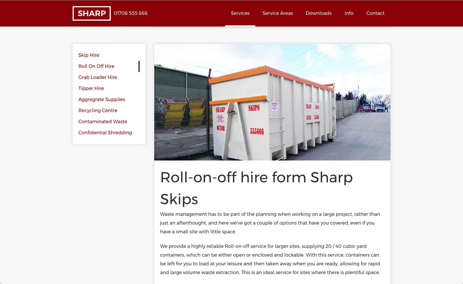 Sharp Skips