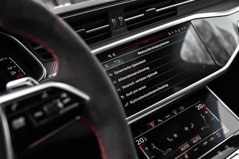 Audi RS6 DYNAMIC PLUS+DESIGNPAKKET+SP.ONDERSTEL NP.238K afbeelding 8
