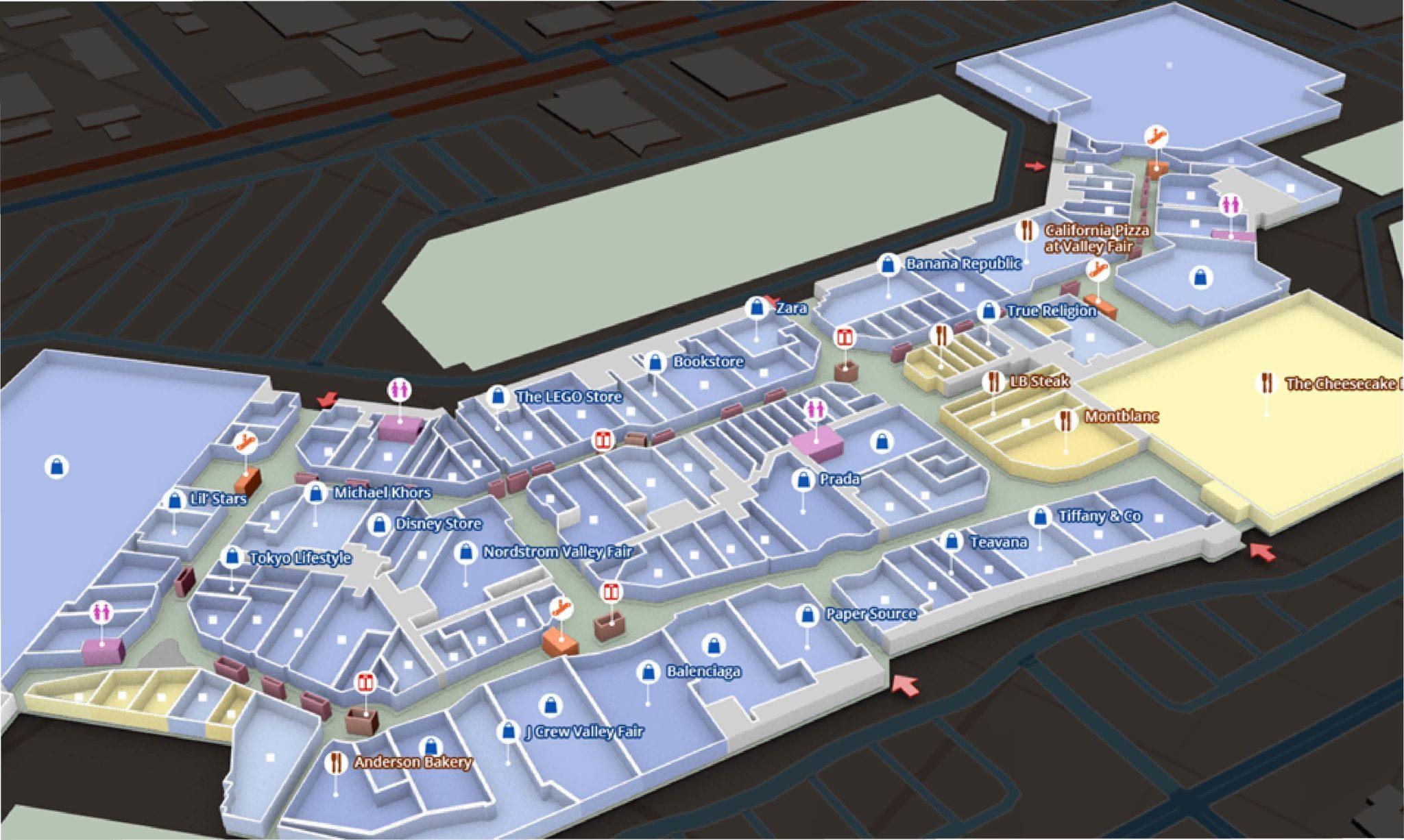 Customizable map
