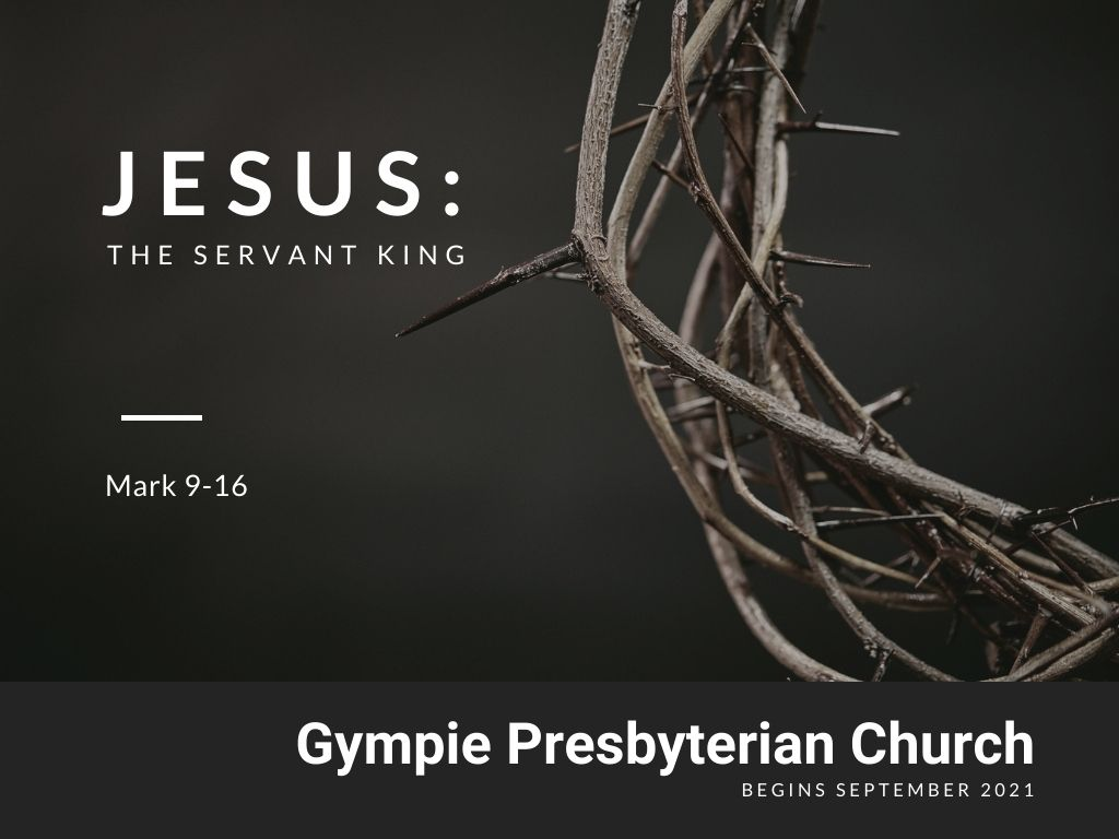 Jesus: The Servant King, image of Crown of Thorns