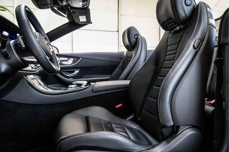 Mercedes-Benz E-Klasse Cabrio 350 AMG | Carbon | Burmester | 360º | Night pakket afbeelding 10