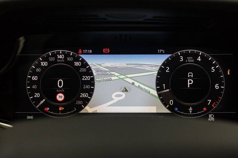 "Land Rover Range Rover Evoque P300 R-Dynamic 300pk AWD Black Pack Panoramadak ClearSightSpiegel MeridianSound Volleder AmbientLight Navi Keyless Full-Led DAB 20"" 360Camera Pdc afbeelding 22"