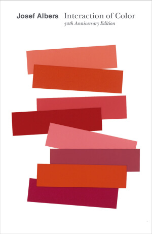 Image of Josef Albers's book Interaction of Color