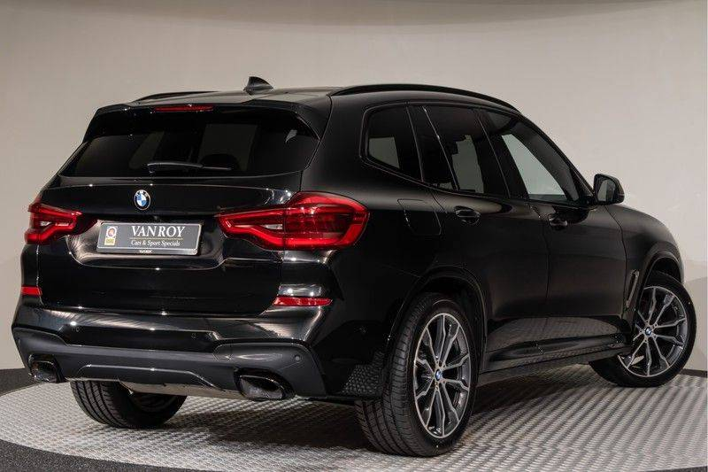 "BMW X3 M40i xDrive 360pk Panoramadak VirtualCockpit ShadowLine Sportleder Hifi AmbientLight 20"" Camera ParkAssist Pdc afbeelding 8"
