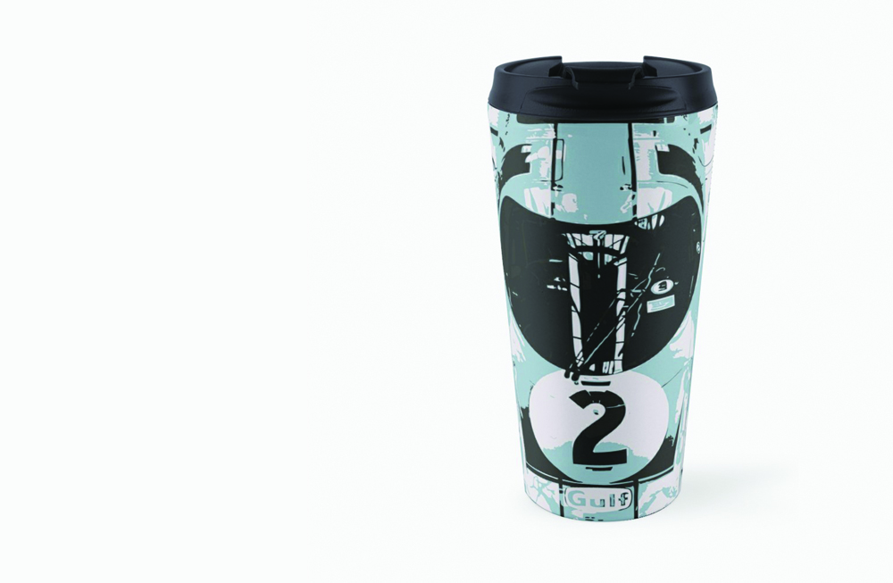 Porsche 917K Travel Mug by thespeedart