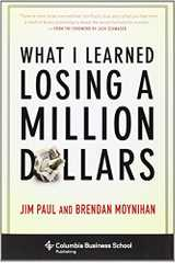 Related book What I Learned Losing A Million Dollars Cover