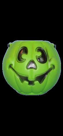 Green Pumpkin Pail photo