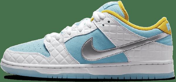 Nike x FTC SB Dunk Low Pro QS
