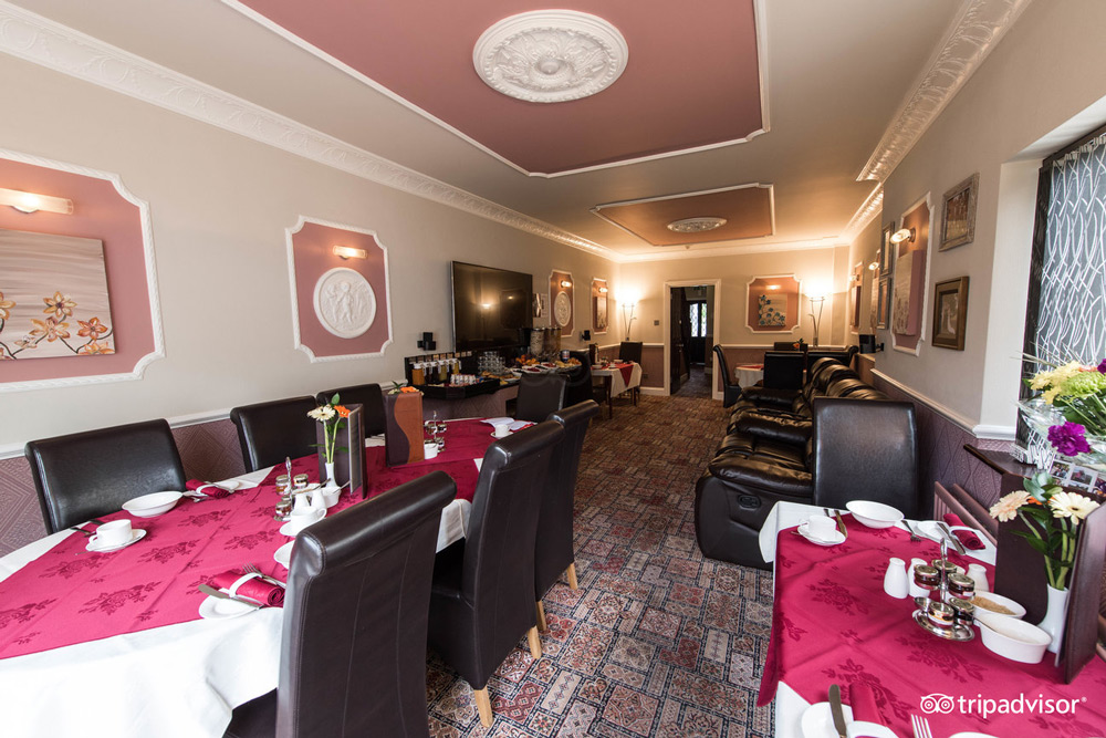 The The Dining Room