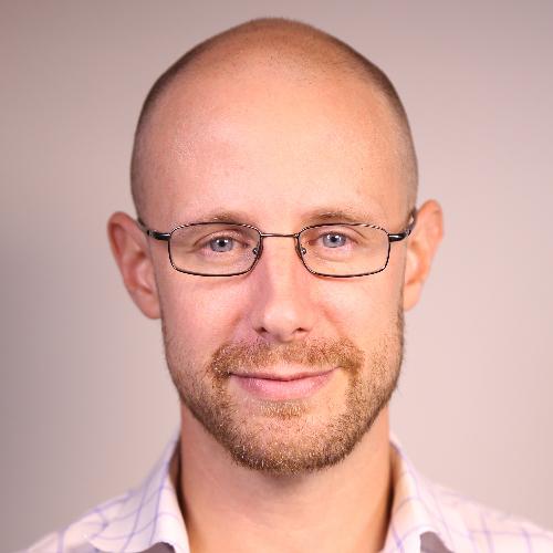 Headshot of Kevin Hofstee