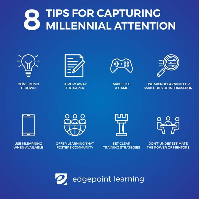 8 Tips For Capturing Milennial Attention