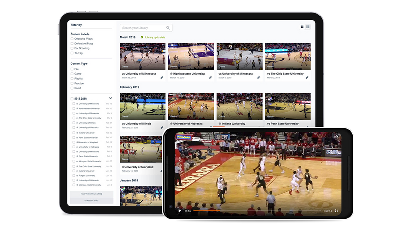 Technology that integrates with Hudl