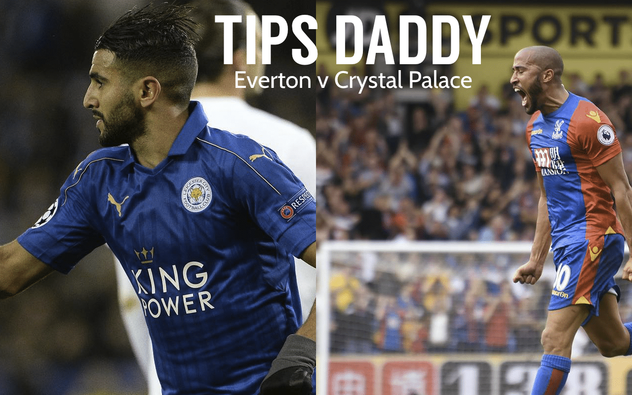 Everton vs Crystal Palace Betting Tips