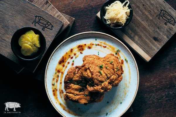 Imagen de Korean Fried Chicken (400 g)
