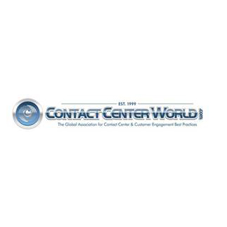 Contact Center World logo