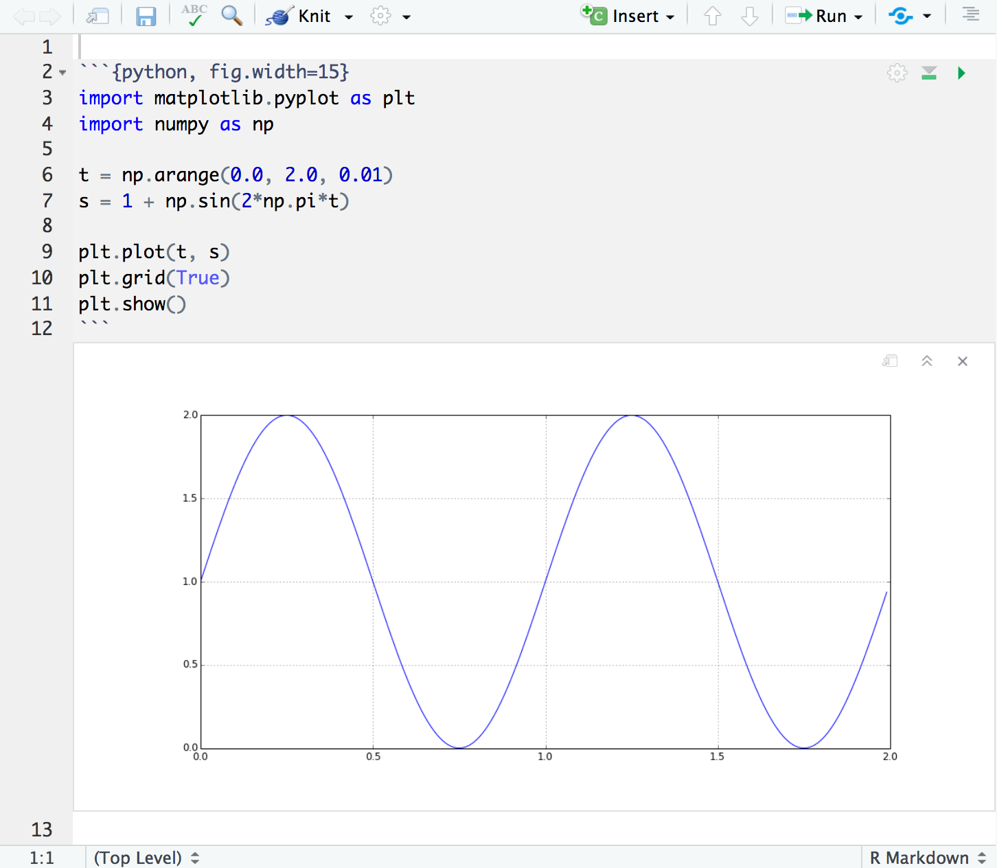 RStudio 1 2 Preview: Reticulated Python | RStudio Blog