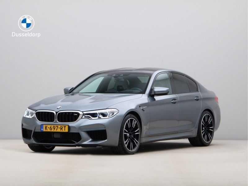 BMW M5 Sedan afbeelding 1