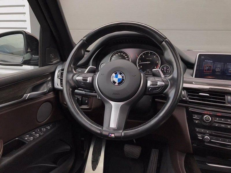 BMW X5 M50D M-Sport, 381PK, Pano, Harman/Kardon, 360* Camera, Soft-Close, Head-Up, Lane Assist, LMV'20 BTW! afbeelding 11