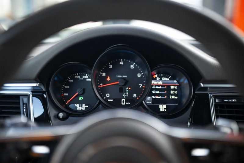 Porsche Macan 2.0 *BOSE / PASM / PDLS+ / PVTS+ / Stoel- & Stuurverwarming* afbeelding 7
