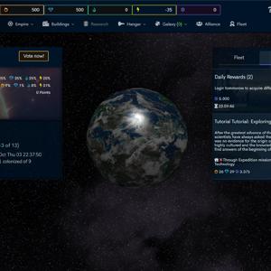 Galactic Fight