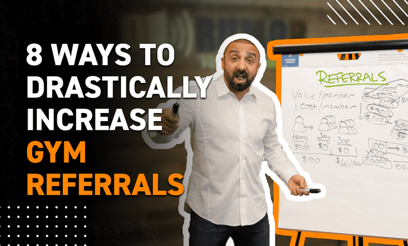 8 Ways to Drastically Increase Referrals to Your Gym or Fitness Studio