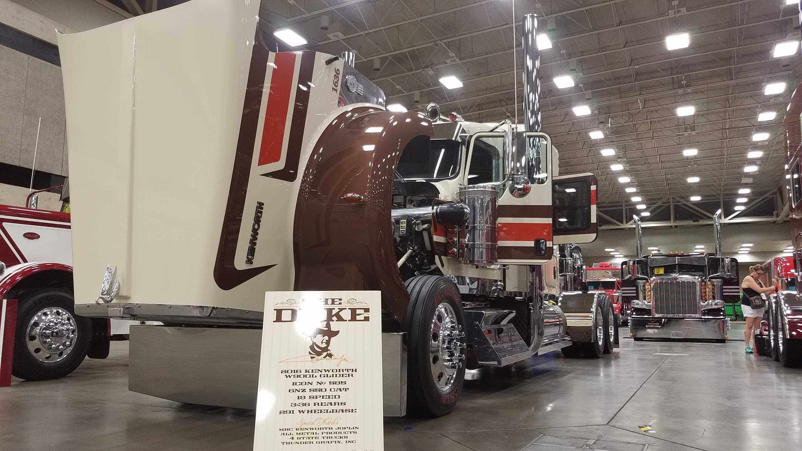 2021 trucking conference