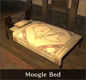 Moogle Bed