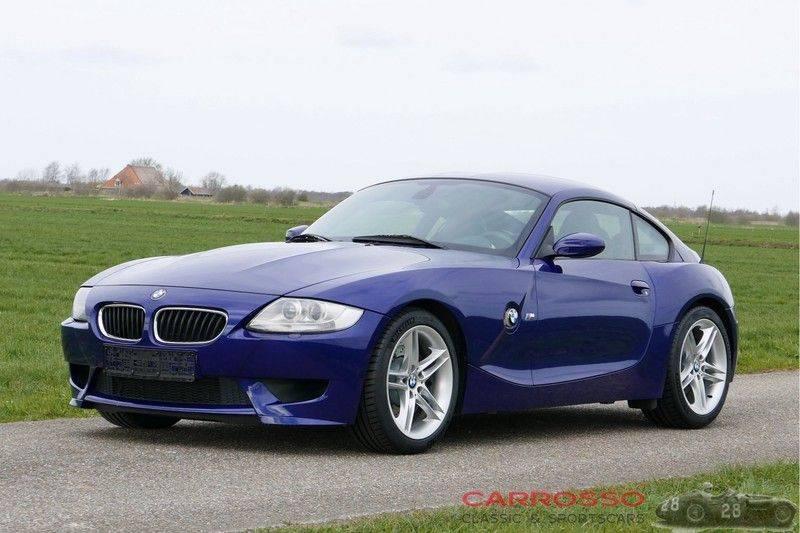 """BMW Z4 Coupé 3.2 M Xenon, 18""""LM, 65.683 km, Interlagos Blauw-Metallic afbeelding 19"""