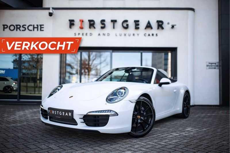 """Porsche 911 Cabrio 991 MKI *20"""" Carrera Velgen / PCM* afbeelding 20"""