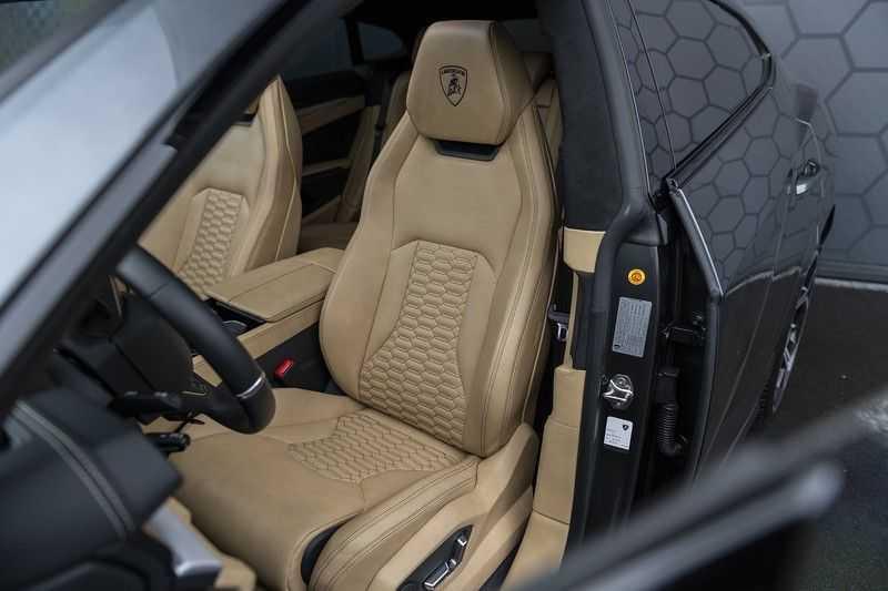 Lamborghini Urus 4.0 V8 Full Adas Package, Annima, Panorama, B&O 3D, ACC, Keramische Remmen, Seat Pack: Massage, Koeling, Verwarming, Stuurwielverwarming, Nachtzicht ass, Head-up, Homelink, afbeelding 20