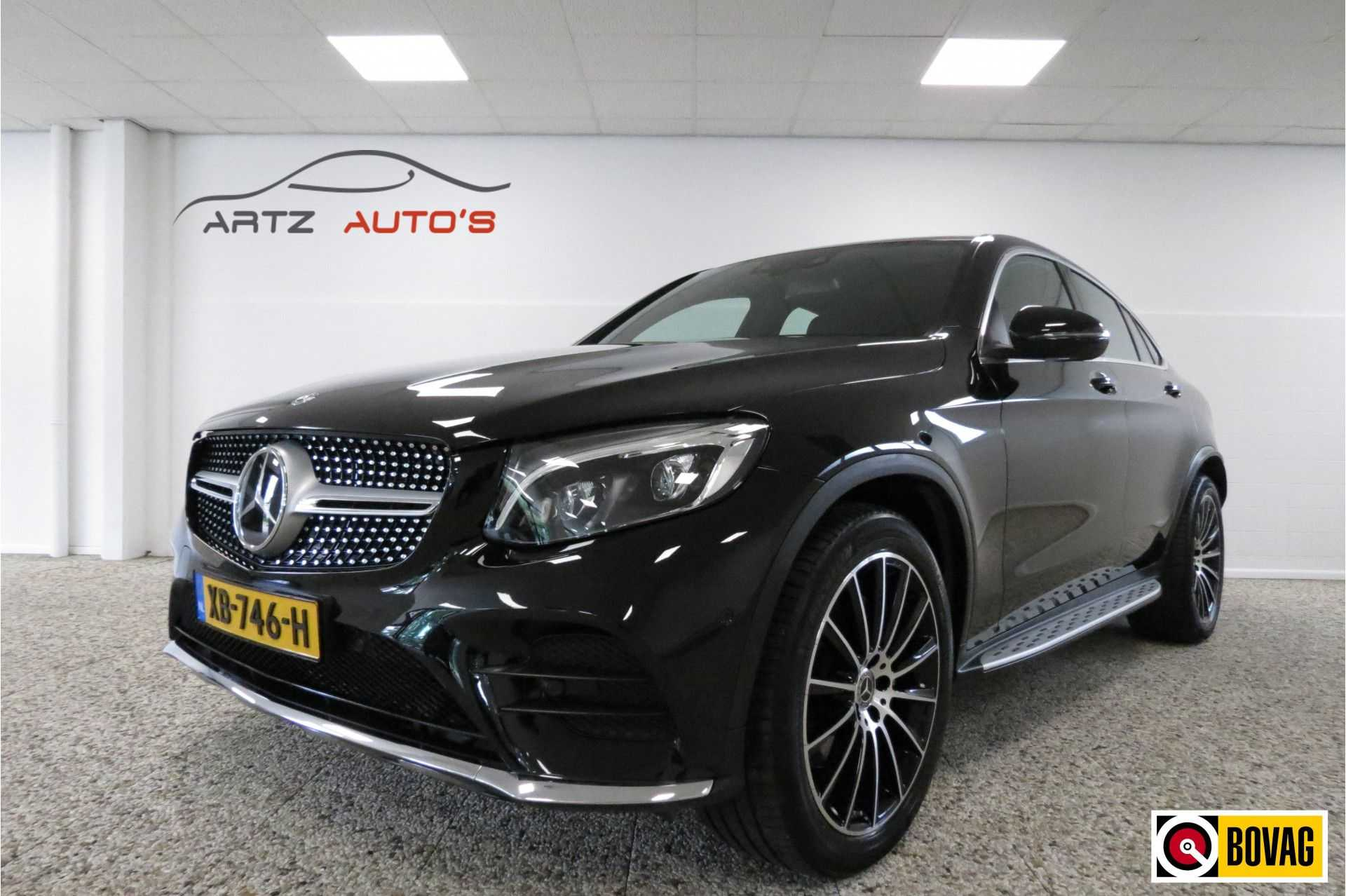 Mercedes-Benz GLC Coupé 250 4MATIC | COMMAND | ILS LED | STANDVER | AMG | S/K-DAK | 20'' LMV