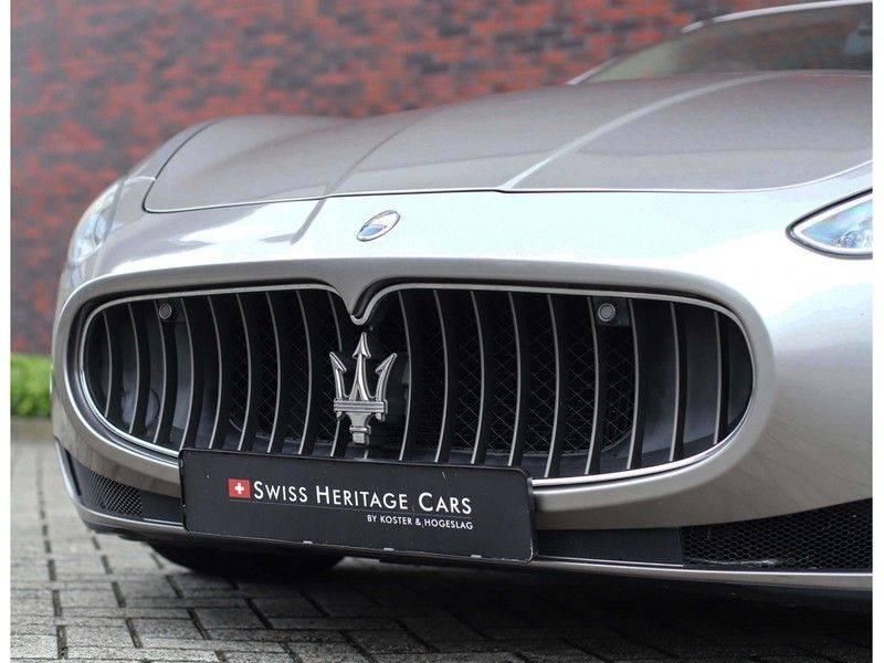 Maserati GranTurismo 4.7 S *Dealer onderhouden*Memory*Vol!* afbeelding 6