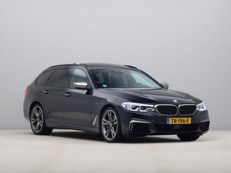 BMW 5 Serie M550xd Touring High Exe, full option ! afbeelding 7