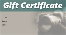 Gift Certificate Template Photography 01