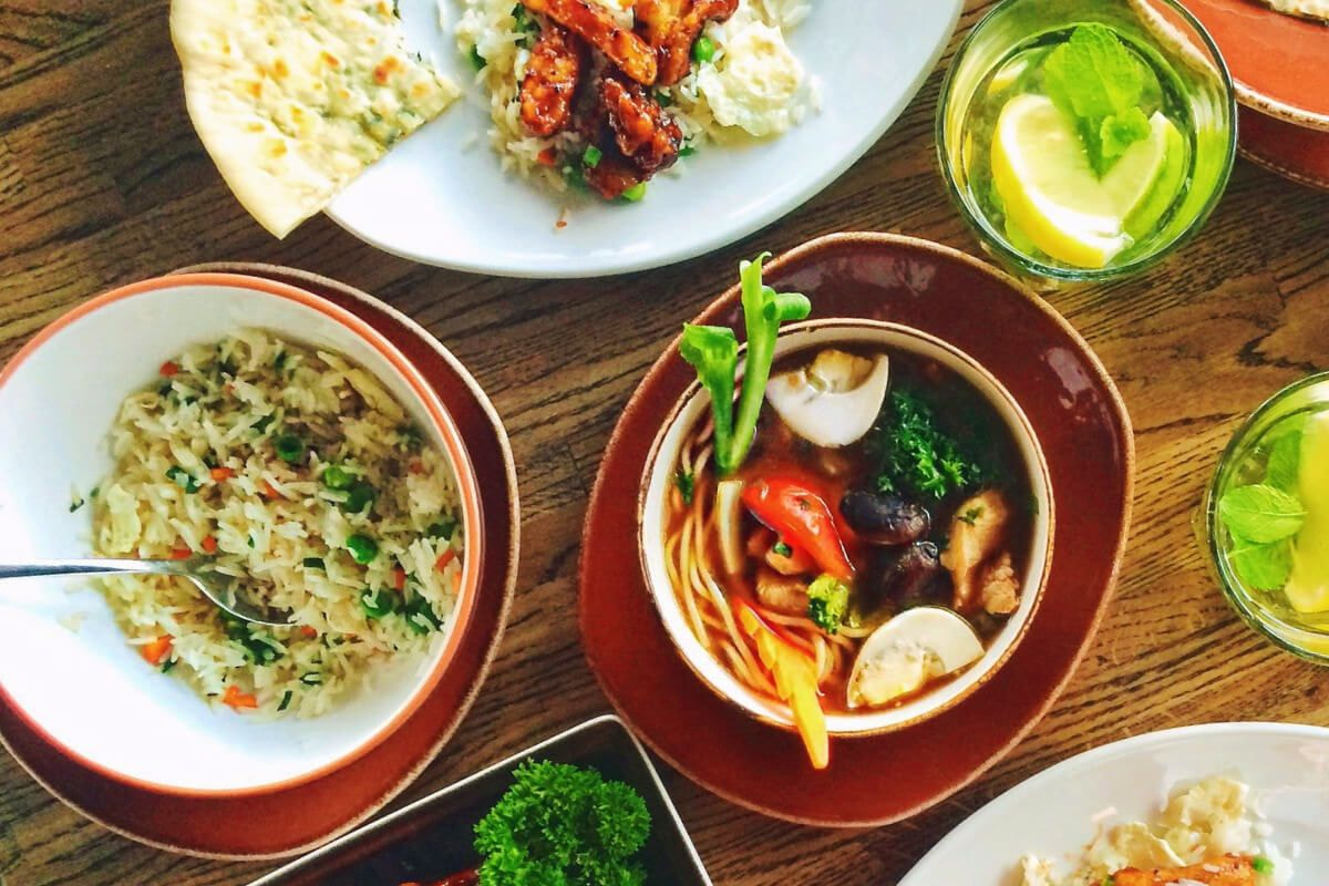 Find places to eat in Leeds