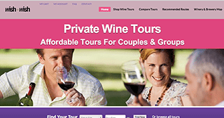 Wish Wish Wine Tours thumbnail