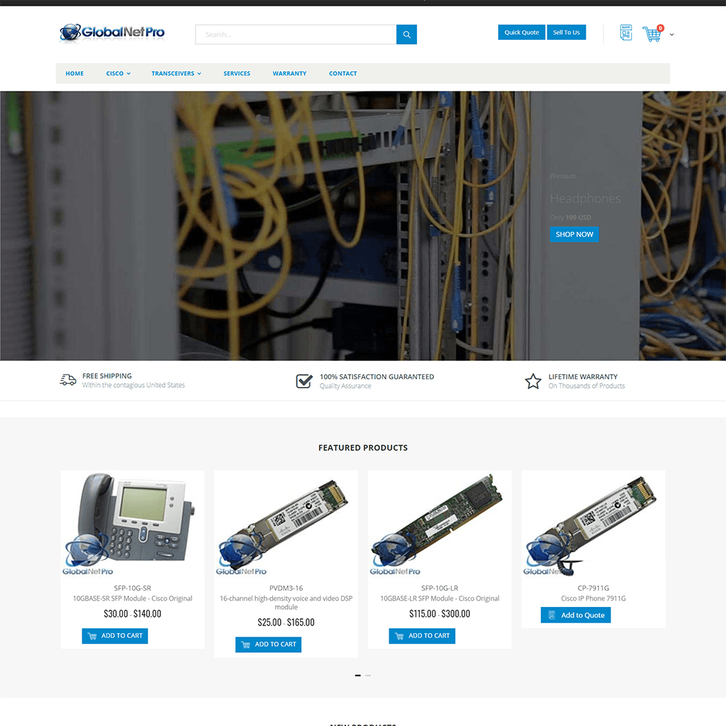 Global network pro