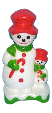 2-Sided Snowman photo